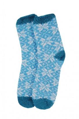 Kalėdinės Fuzzy kojinės