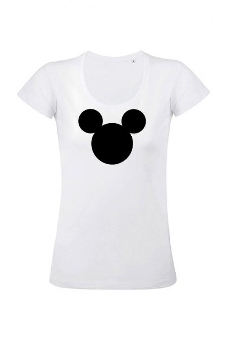Mot. marškinėliai Mickey
