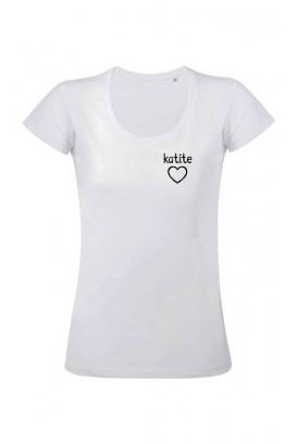 Mot. marškinėliai Katite
