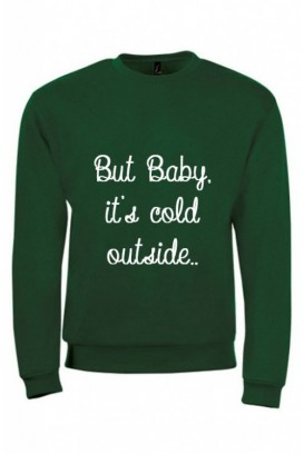 OVERSIZE DŽEMPERIS BABY IT'S COLD