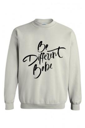 Mot. džemperis Be different