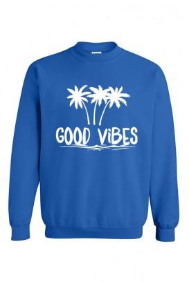 Unisex džemperis Good vibes