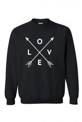 Unisex džemperis Love