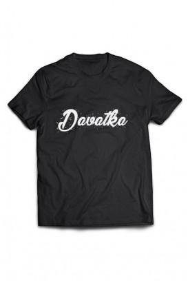 Mot. marškinėliai Davatka