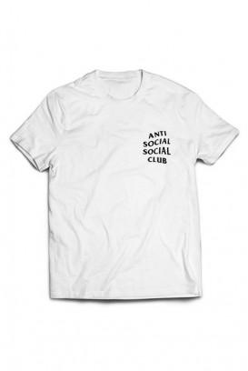 Mot. marškinėliai anti social club