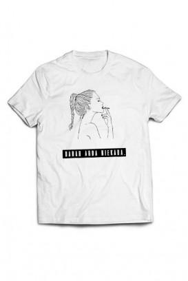 Mot. marškinėliai dabar arba niekada