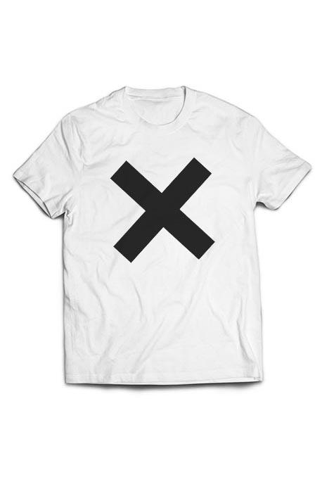 Vyr. marškinėliai CROSSED OUT