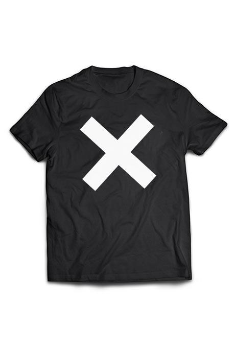 Mot. marškinėliai CROSSED OUT