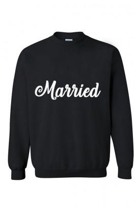 Just Married džemperis (antra dalis)