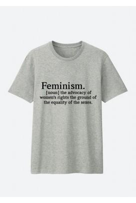 MOT. MARŠKINĖLIAI FEMINISM