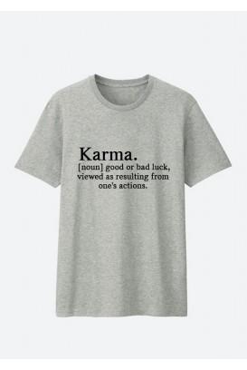 MOT. MARŠKINĖLIAI Karma