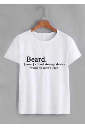 VYR. MARŠKINĖLIAI Beard
