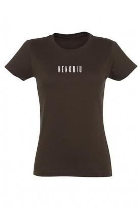 Mot. marškinėliai nenoriu