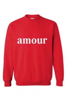 Unisex džemperis amour