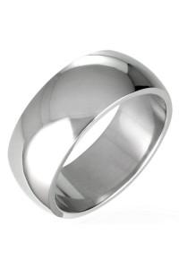 8mm modernus vestuvinis žiedas
