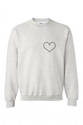 Unisex džemperis Heart