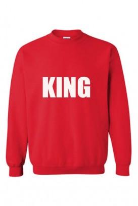 Oversize King džemperis