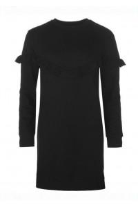 Frill ilgas džemperis - suknelė