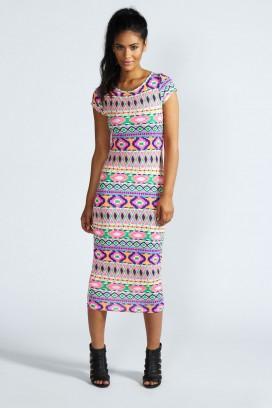Multi Midi Ashlie suknelė