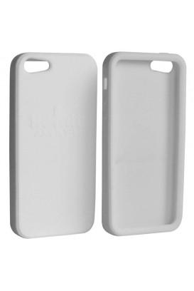 No Fear baltas iPhone5 dėkliukas