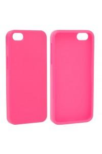 Kietas rožinis iPhone 5 dėkliukas