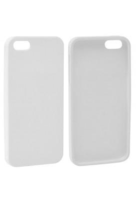 Kietas baltas iPhone 5 dėkliukas