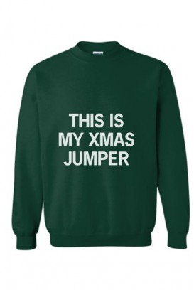 Unisex džemperis MY XMAS JUMPER