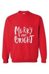Unisex džemperis Merry and Bright