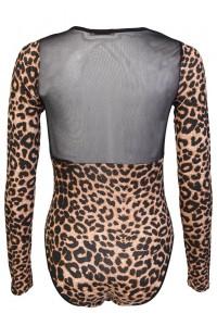 Leopardinis bodis-glaustinukė