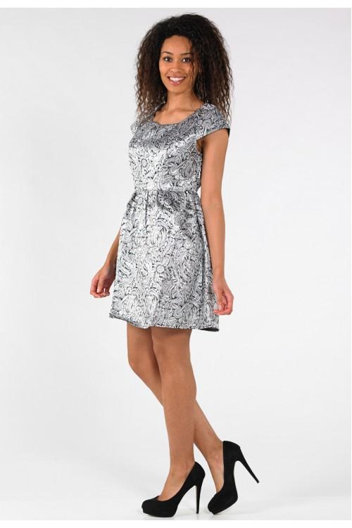 Silver Leaf suknelė