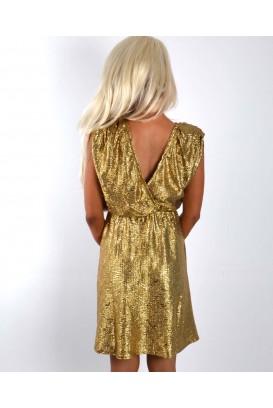 Golden Foil suknelė
