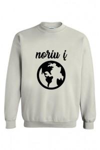 Noriu į pasaulį džemperis