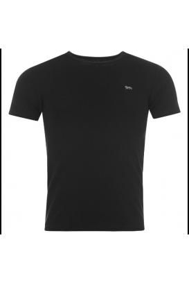 Juodi Lonsdale marškinėliai