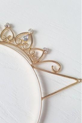 Diamond tiara lankelis