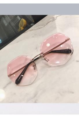 Rimless akiniai nuo saulės