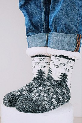 XMAS SOCKS TAPKĖS (ABS)