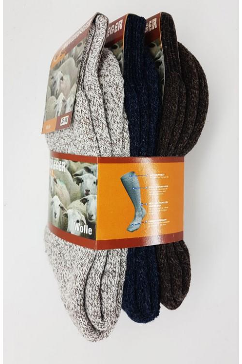 NORWEGER kojinių komplektas (3vnt.)