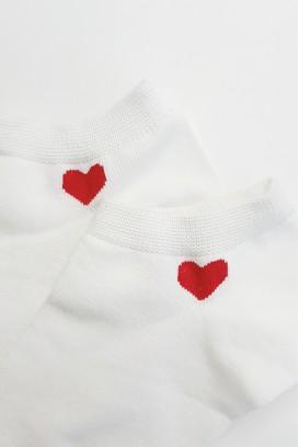 Love Heart kojinės