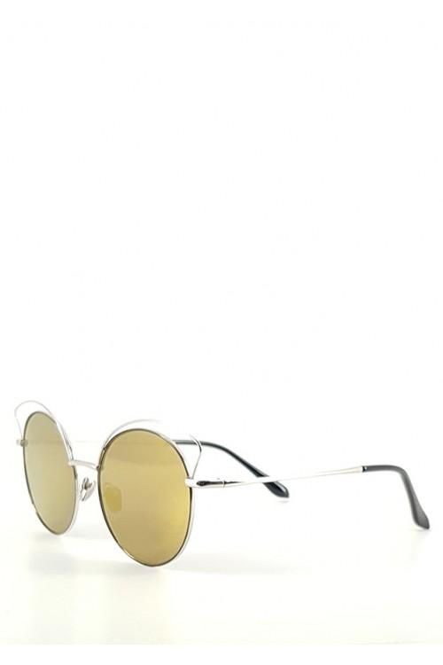 Cat eye akiniai nuo saulės