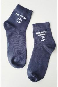 Žmona normali kojinės by Kopikta