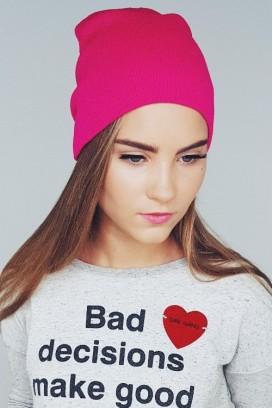 Slouchy kepurė