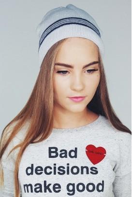 Unisex beanie kepurė