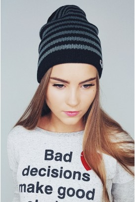 Stripe kepurė