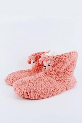 Fluffy sheep tapkės