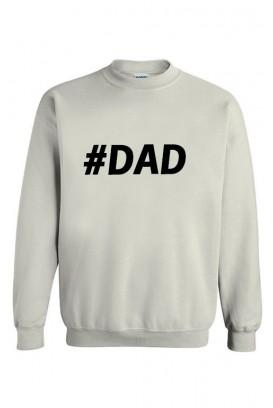 Oversize Dad džemperis