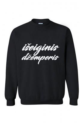 Išeiginis džemperis unisex
